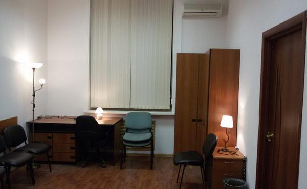 кабинет 25 кв.м.